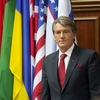 Ющенко: Украина заинтересована в итальянских инвестициях