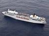 На борту круизного лайнера Costa Allegra, который буксируют к острову Маэ, наход
