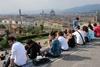 """Флоренция: с января великолепная """"панорамная площадка"""" города станет полностью п"""