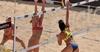 В Риме проходит чемпионат мира по пляжному волейболу