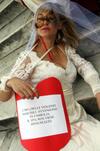 Насилие над женщинами: красная процессия в Риме