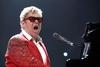 Элтон Джон даст сольный концерт в Риме