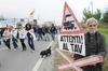 В Италии в результате акции протеста против строительства высокоскоростной желез