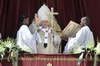 Папе Римскому Бенедикту XVI сегодня исполняется 85 лет