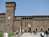 Милан, три картины, датированные 1400 годом, похищены из Замка Сфорца