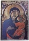 """В Ареццо была найдена ценная икона """"Мадонна с младенцем"""", которую относят к нача"""