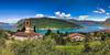 """Туризм: на озере Изео пройдет фестиваль """"Самые красивые деревни Италии"""""""
