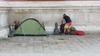 Английские туристы решили устроить кэмпинг в историческом центре Венеции: оштраф