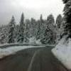 На севере Италии идет снег, а на юге продолжается лето