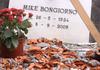 Найден гроб с телом известного итальянского телеведущего Майка Бонджорно
