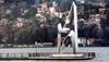 На озере Комо появился памятник Алессандро Вольта работы Либескинда