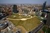 Expo в Милане: открыто для общественности пшеничное поле в районе Porta Nuova