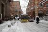 Северная Италия под снегом: задержки в движении поездов, закрыты шоссе и аэропор