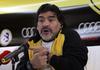 Диего Марадона: «Хочу прояснить ситуацию с налоговыми службами Италии и вернутьс