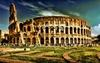 Колизей - самое посещаемое место Италии
