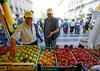 В Италии отметят праздник овощей и фруктов