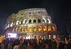 Италия против смертной казни: специальная подсветка Колизея и международный фору