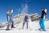 Туризм: в Италии катание на лыжах на Новый год обойдется на 200% дороже, чем под