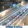 Несмотря на запреты, итальянцы переправляются на Сицилию на паромах