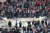 Лацио-Байер: в Риме впервые учредят 'fan zone' для немецких фанатов
