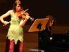Российская скрипачка с концертом в Турине