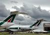 Алиталия прекращает использование пассажирских самолетов MD-80 и Boeing 767