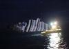 Число пропавших без вести при крушении лайнера Costa Concordia неожиданно возрос