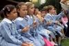 Сегодня школы Ломбардии открыли двери для ребятишек.