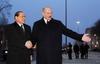 Берлускони посетил Беларусь