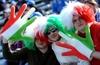 Итальянские футбольные болельщики ради победы своей сборной готовы отказаться от
