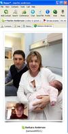 Skype будет показывать первые моменты жизни итальянских младенцев