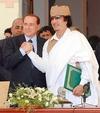 На новых ливийских паспортах появится изображение итальянского премьер-министра