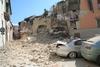 Первая годовщина землетрясения в Аквиле