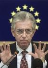 Доверие итальянцев к премьер-министру Марио Монти упало до 40%