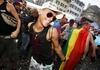 Мэр Рима приветствует участников гей-парада EuroPride 2011