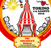 Турин превращается в мега театр для детей