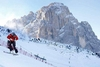 Пять самых красивых горнолыжных трасс в Италии