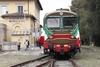 Экспо и музей на колесах: итальянские железные дороги запустили старинный поезд,