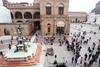 Турист из Германии заплатил штраф в размере 5000 евро, справив малую нужду в цен