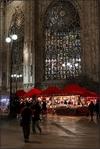 Рождественская ярмарка возвращается на Соборную площадь Милана