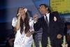 Аль Бано и Ромина Пауэр споют вместе в Москве
