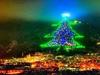 Президент Италии зажжет самую большую елку в мире
