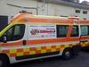 В Италии появилась машина скорой помощи специально для детей