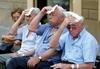 Власти итальянских городов борются с перегревом пенсионеров