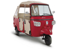 Компания «Piaggio» выпустила новую модель мотороллера «Ape»
