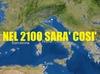 Уровень средиземного моря поднимается, подвержены риску прибрежные области Калаб