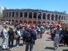 Найдено подтверждение того, что Арена Вероны появилась раньше Колизея