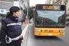 В Генуе пассажир спас автобус от аварии