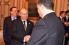 """Путин-Порошенко, полтора часа дискуссий. Ренци: """"Я надеюсь, что мы добились прог"""