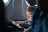 """Окончательное """"да"""" использованию планшетов и мобильных телефонов на борту самоле"""